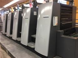 Изображение 5 красочна офсетная машина Heidelberg XL 75-5C