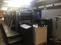 Изображение 5 красочная офсетная машина Heidelberg SM74-5L