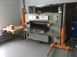 Изображение Резальная машина Polar 115 EC
