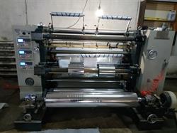 Изображение Бобинорезательная машина WFQ-1300V/D вертикального построения
