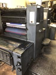 Изображение 2 красочная офсетная машина Heidelberg PM74-2