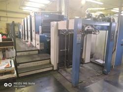 Изображение 4 красочная офсетная машина KBA 105-4 PWHA