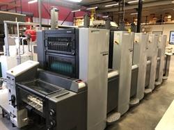 Изображение 5 красочная офсетная машина Heidelberg SM52-5 ANICOLOR
