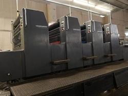 Изображение 4 красочная офсетная машина Heidelberg SM 74-4