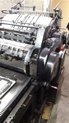 Изображение Вырубка стоп цилиндр Heidelberg SBG 40x57