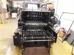 Изображение Стоп цилиндр тиснение + вырубка Heidelberg SBG 72x52