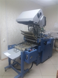Изображение Фальцевальная машина MBO 46-4T