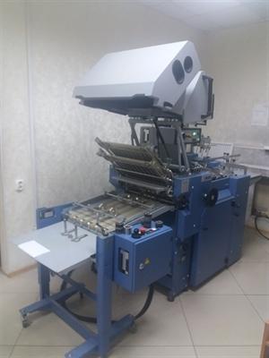 Изображение Фальцевальная машина MBO Т46-4