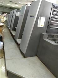 Изображение 5 красочная офсетная машина Heidelberg CD 74-5LP3