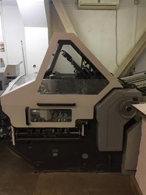 Изображение фальцевальная машина Stahl KD 94 KTL