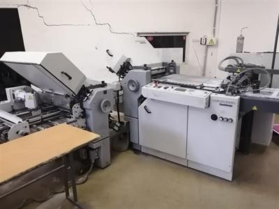 Изображение фальцевальная машина Stahl TI 52-4-6-K